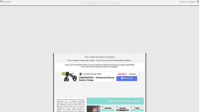 Illustration Chicago's Pulsions