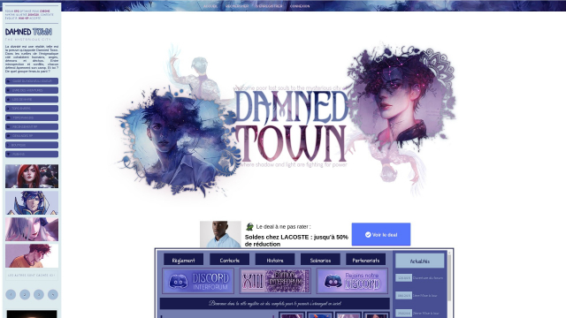 Damned Town